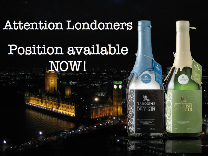 Wanted: London Sales & Brand Ambassador